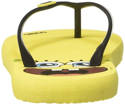 Arena Spongebob Jr Flip Flop Infradito, Giallo, 38