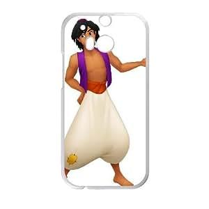 HTC One M8 Phone Case White Aladdin in Nasira's Revenge Nasira DYW5160625