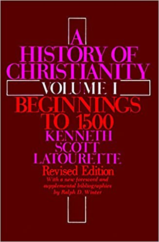A History of Christianity, Volume 1: Beginnings to 1500
