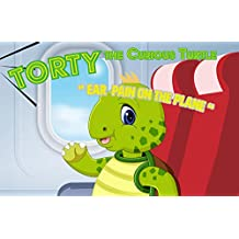 Torty The Curious Turtle Vol.1: Ear Pain On The Plane