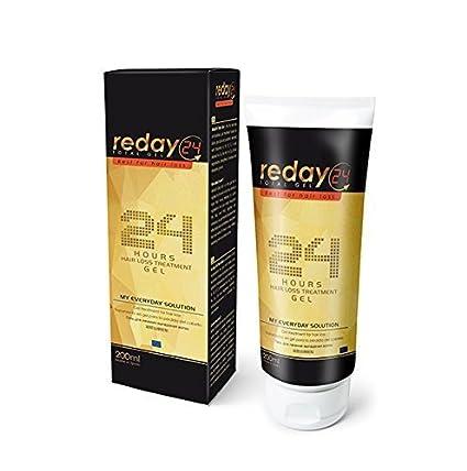 REDAY24 TOTAL GEL ANTICAIDA - Primera gomina Anticaída de acción progresiva con Procapil, Biotina y