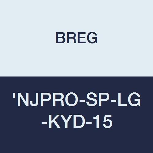 BREG 'NJPRO-SP-LG-KYD-15 Ninja Pro, Standard, L