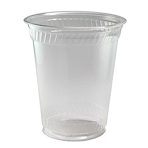 Fabri-Kal 9502050 Kal-Clear 10 Oz. Plastic Drink Cup - 1000 / CS