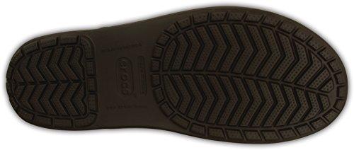 crocs Colorlite Mid Boot Damen Mahogany 34-35