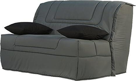 Banqueta de sofá tela, Bultex-Colchón de espuma 140 x 190 x HR: Amazon.es: Hogar
