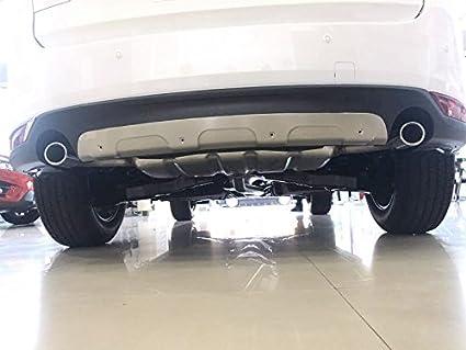 LSYBB Car Styling in Acciaio Inossidabile Ultrasottile per Auto Paraurti Posteriore Davanzale del Bagagliaio Rivestimento del Battistrada per Mazda CX-5 2017-2019