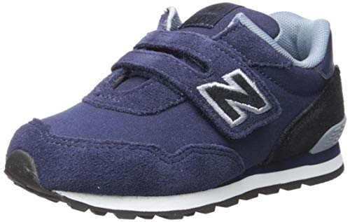 5v1 Hook and Loop Sneaker, Pigment/Black, 6.5 M US Toddler ()