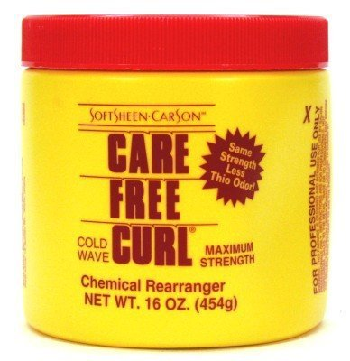 (Carefree Care Free Curl Chemical Max Rearranger 473 Ml)