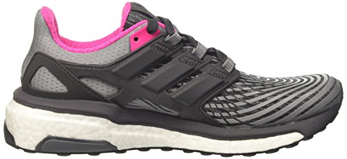 Energy Femme Grey Chaussures Utility Four Running Grey Violet de Black adidas Gris W Three Boost FYqdFw4