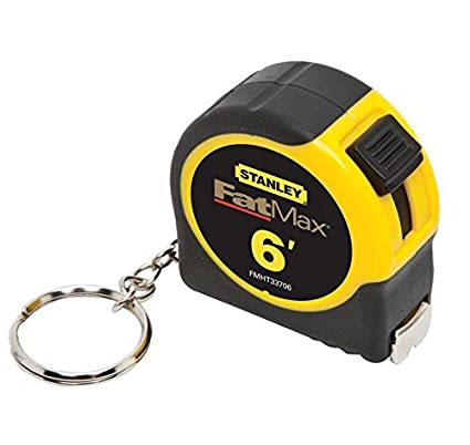 Amazon.com : Best Locking Measuring Tape 6ft SAE Stanley ...