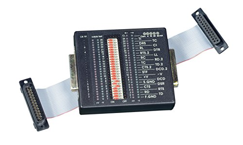 Black Box RS-232 Compact Serial Activity Monitor (Rs Tester 232)