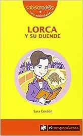 LORCA y su duende (Sabelotod@s): Amazon.es: Cordón Hornillos, Sara ...