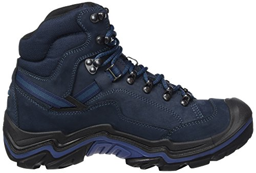 Hiking Oceania Keen 0 Night Shoes Mid High Rise Women's Galleo Wp Blue 1UOz1