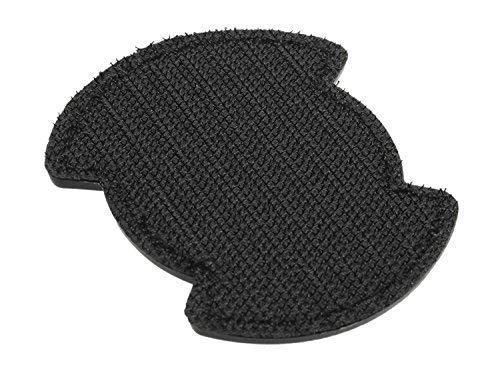 Mi momento favorito es tiempo de silencio Airsoft parche de Velcro negro