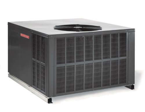3.5 Ton 14 Seer Goodman 80,000 Btu 81% Afue Gas Package Air Conditioner - GPG1442080M41