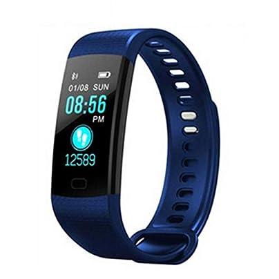 DMMDHR Smart Bracelet Wristband Watch Heart Rate Tracker Blood Pressure Fitness Tracker Band Waterproof Smart Wristband Smart Watch Estimated Price £73.00 -
