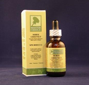 Le marronnier graines - 1,69 oz extrait liquide à base de plantes