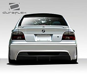 1997 - 2003 BMW Serie 5 E39 4dr DuraFlex GT-S techo ala alerón - 1 pieza: Amazon.es: Coche y moto