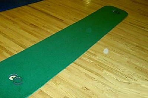 Big Moss Golf TW Series 10 Two Way 2' X 10' Practice Putting Chipping Green by Big Moss Golf
