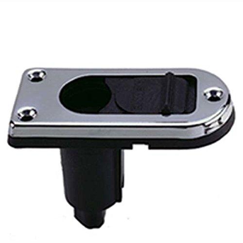AMRP-1047P0SDP * Perko 2 Pin Plug In Stern Light Base with 0 Degree Rake