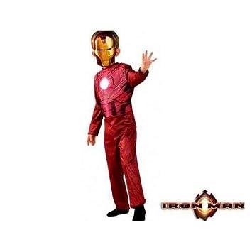 Desconocido Disfraz de Iron man para niño: Amazon.es: Juguetes y ...