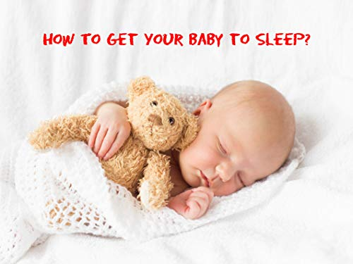 How to get your baby to sleep? (Monica Sites Santa)