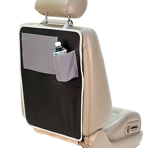 FH Group FH1182GRAY FH1182-GRAY Car Seat Back Protector (E-Z Travel)