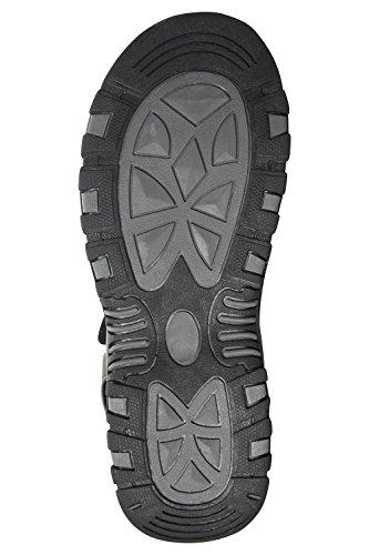 Mountain Warehouse Sandalias Z4 para hombre Negro