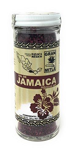 Gran Mitla Hibiscus Salt (Sal de Jamaica), 100g by Gran Mitla