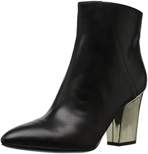 Nine West Women's Savitra Leather Ankle Boot
