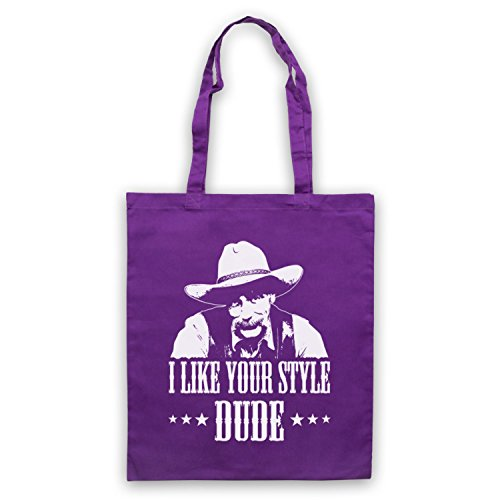 Style Lebowski Big Like Inspired I Dude Bag Purple Your Tote Unofficial By FHxq7