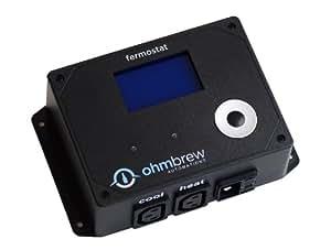 Ohmbrew Automations FERM-1311 Fermostat, Black