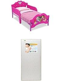 delta children 3dfootboard toddler bed disney princess with twinkle stars crib u0026 toddler