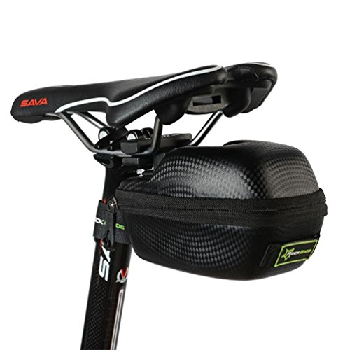 Rockbros Road Bike MTB Seatpost Bag Waterproof Saddle Bag - 1