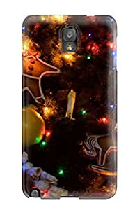 Hot Excellent Galaxy Note 3 Case Tpu Cover Back Skin Protector Christmas 47 4621055K67896988