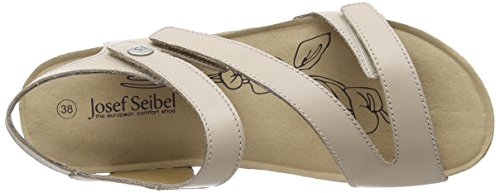 Seibel Josef Tonga Nude Leather 25 Womens Sandals OwqdwH