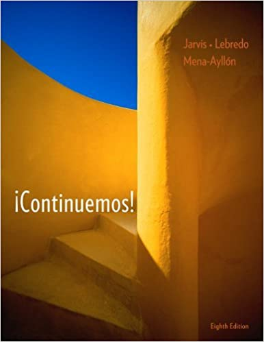 Continuemos! (World Languages) (Spanish Edition) by Ana Jarvis (2012-01-01)