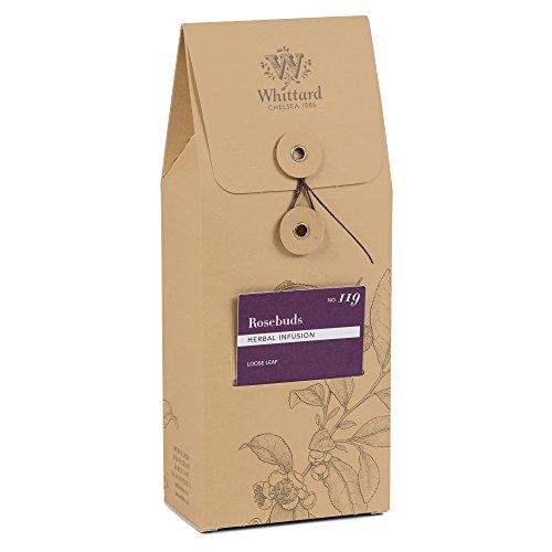 Whittard Tea Rosebuds Loose Leaf 50g