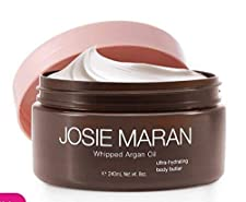 Whipped Argan Butter