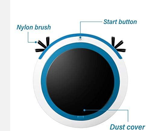 DYHM Robot Aspirador Robot de Barrido Inteligente de Carga USB ...