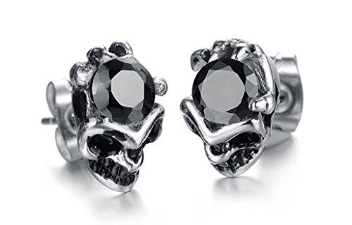 Designer Solitaire Earrings - 8