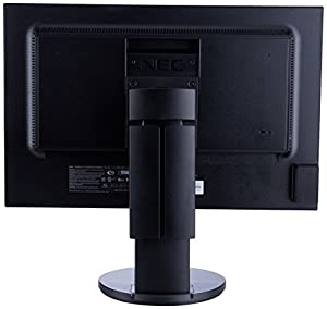 NEC MultiSync EA244WMI-BK 24-Inch Screen LED-Lit Monitor by NEC