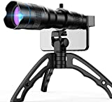 Apexel High Power 36x HD Telephoto Lens with Phone