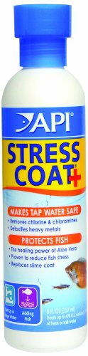 API Stress Coat Water Conditioner, 8-Ounce