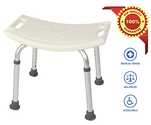 Bathroom Safety, Shower, Tub Bench Chair Seat, pregnant, Handicap Support, disability, senior care, rehabilitation aid (Care Chair)