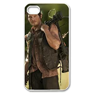 The Walking Dead Customized 2D Phone Case for Iphone 4,4S at DLLPhoneCase ( DLL474686 )