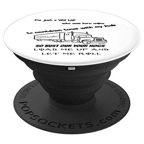 Pedestal Memorial (Vex Load Me Up Memorial Popsocket - PopSockets Grip and Stand for Phones and Tablets)