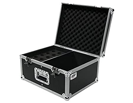 Elite Core Audio OSP MIC-CASE15 ATA 15 Microphone Transport Case