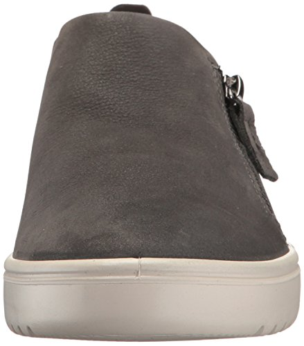 Dark Fara Fashion Shadow Sneaker Women's ECCO Zip Nubuck UHq5B4nXW