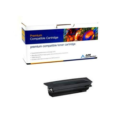 AIM Compatible Replacement for Pitney Bowes DL-155/185 Copier Toner (300 Grams-7000 Page Yield) (454-0) - Generic